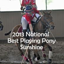 Congratulations Sunshine!