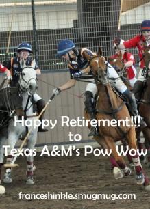 Happy Retirement Pow Wow!