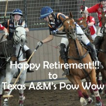 Happy Retirement Pow Wow!